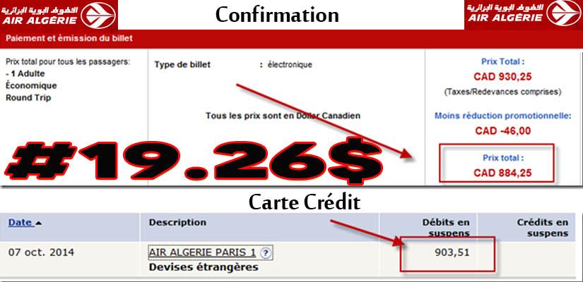 Air-Algerie, attention à l&#039